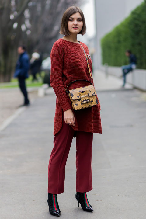 one tone dressing, dressing all in one colour, how to dress all in one colour