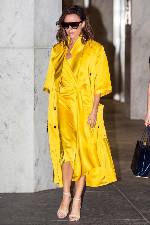 best dressed, Victoria Beckham style