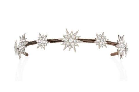 Andrew Prince tiara headband