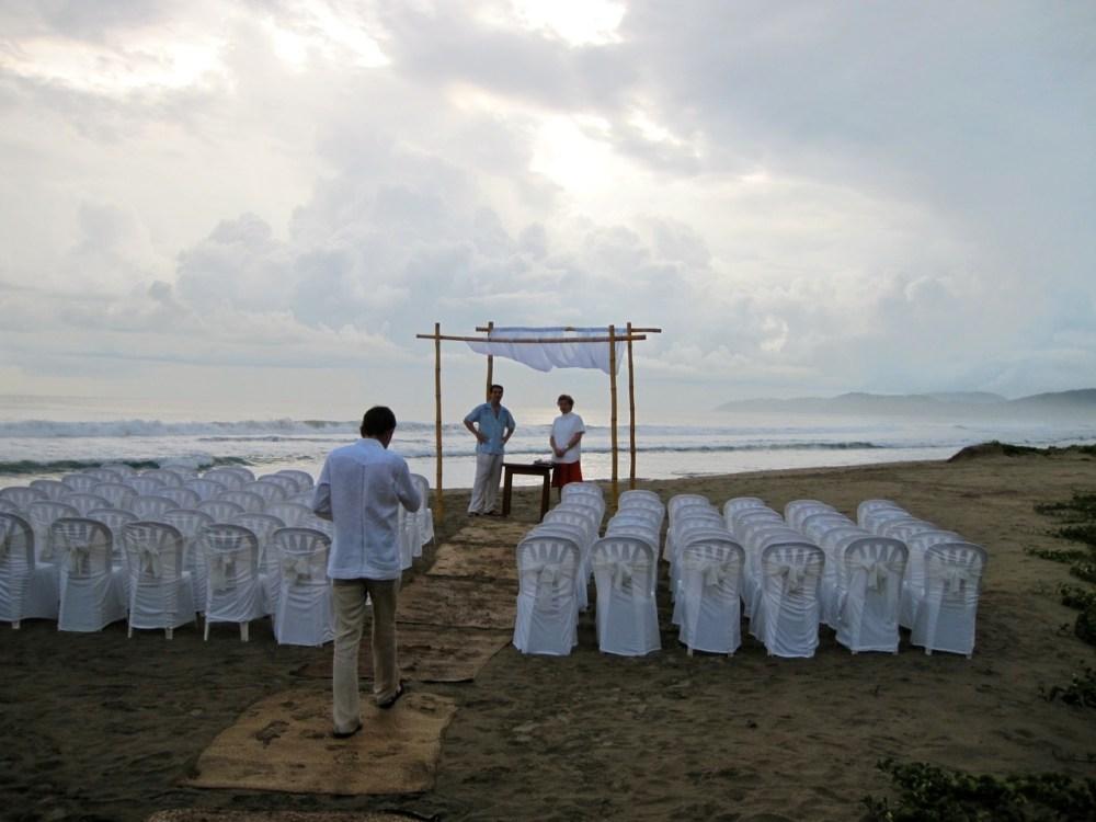 Wedding in Paradise (5/6)