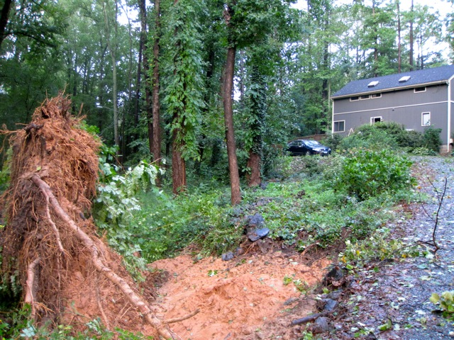 Hurricane Irene: The View from Richmond, VA (6/6)