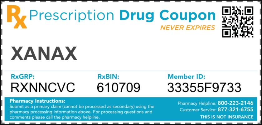 how long does xanax stay in your system for a saliva test