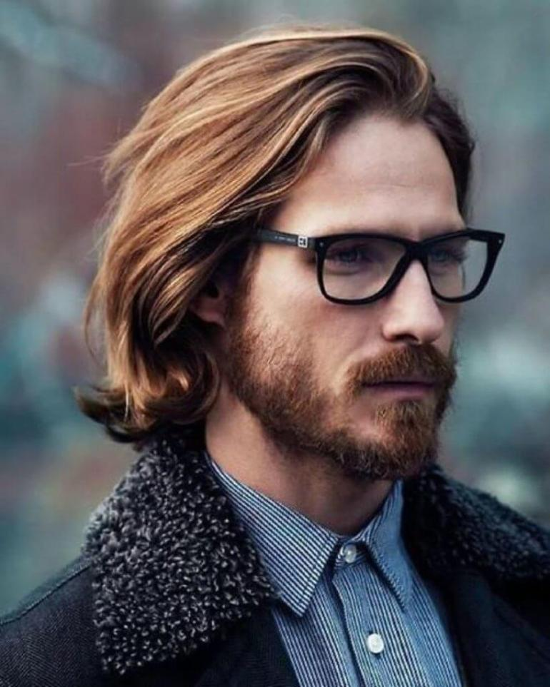 Long Hairstyles for Men - Hockey Flow Hairstyle - Harpmagazine.com