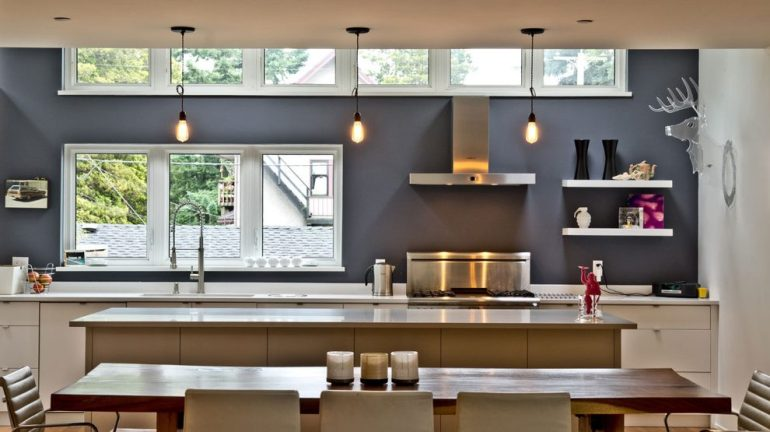 Kitchen Lighting Ideas - Exposed Wires - harpmagazine.com