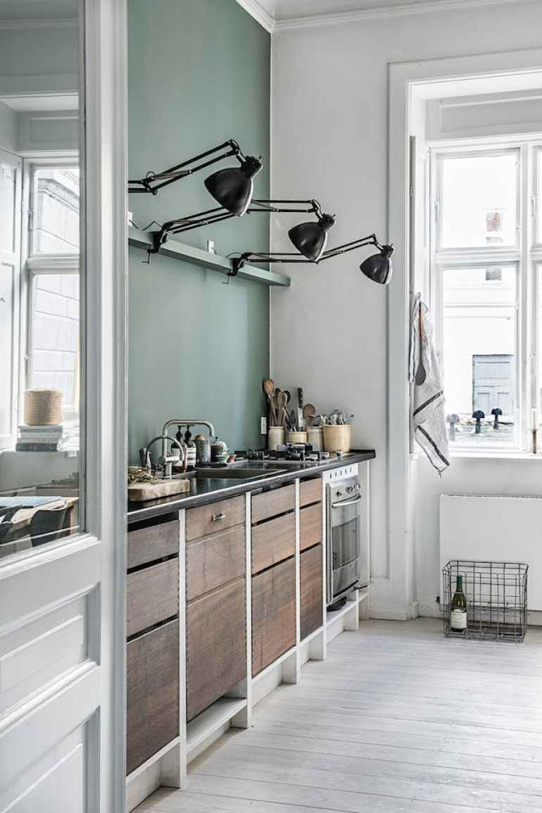 Kitchen Lighting Ideas - Multiple - harpmagazine.com