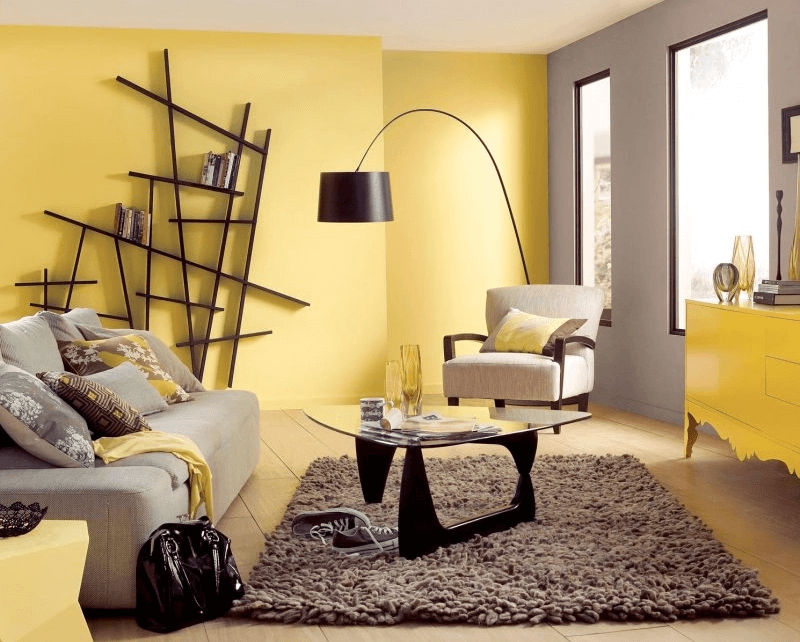 28. Coordinate Your Accent Wall Ideas Color