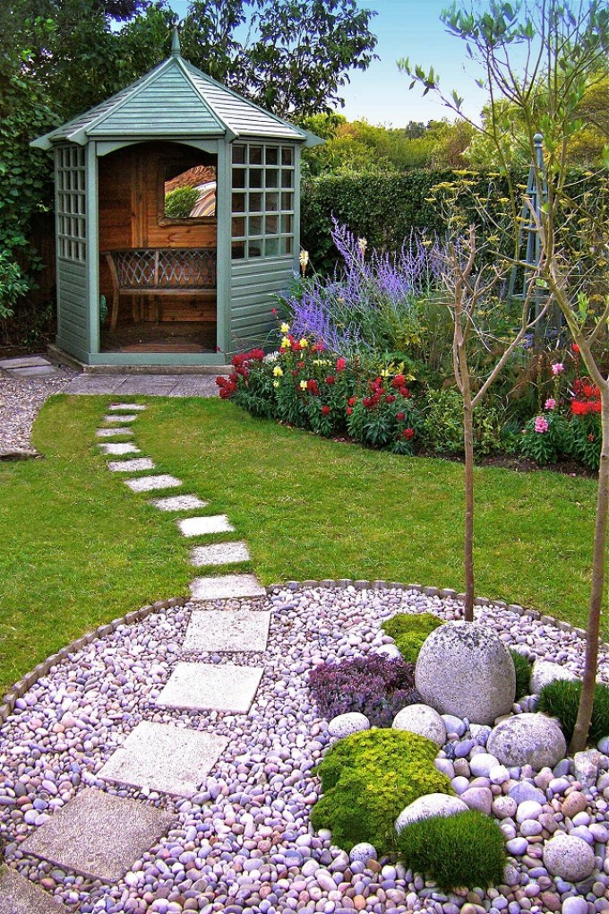 Backyard Landscaping Ideas - A Room of Your Own - harpmagazine.com