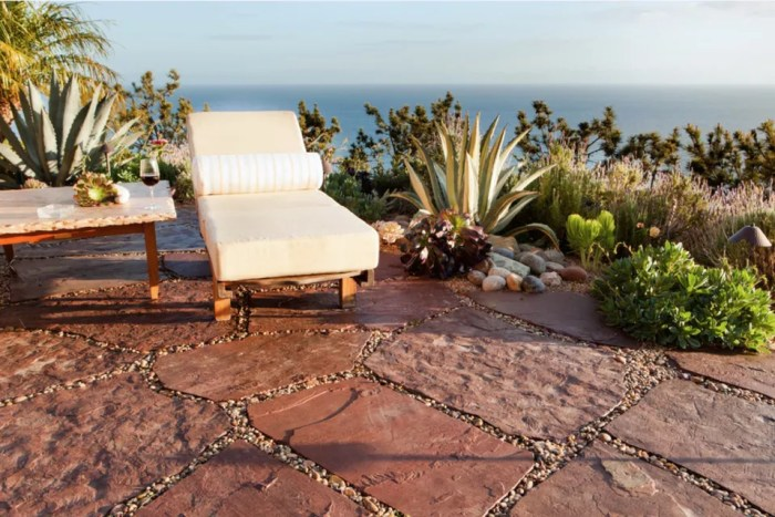 Paver Patio Ideas With a View of the Pacific - Harptimes.com