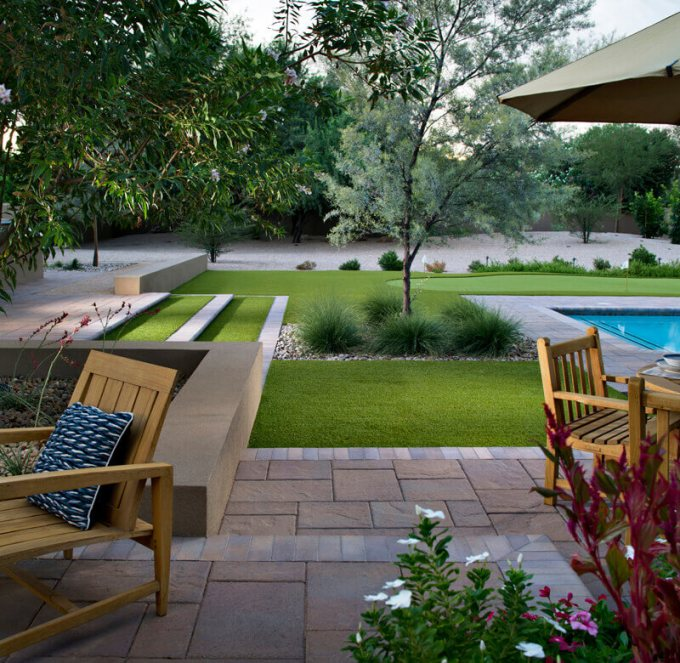 Paver Patio Ideas Vancouver Retreat - harpmagazine.com