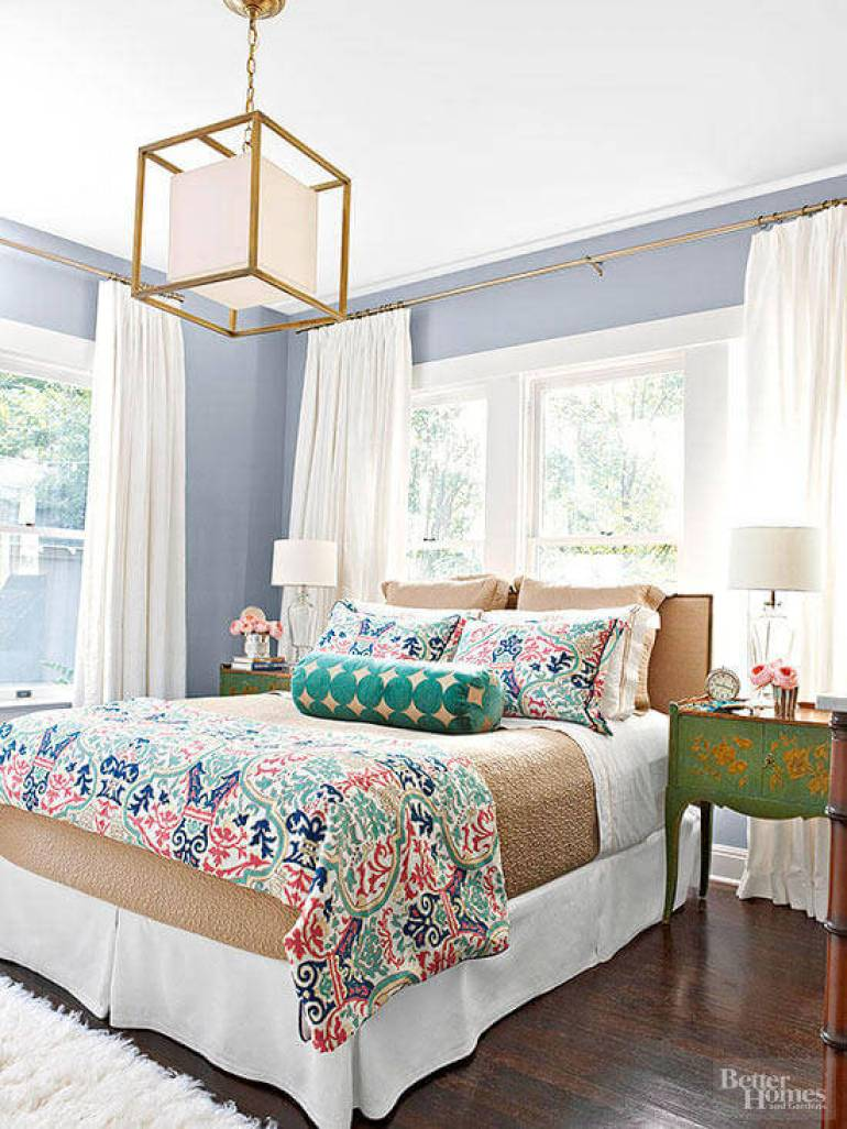 Romantic Master Bedroom Decor Ideas - Mixed, Matched, Perfect - Harpmagazine.com