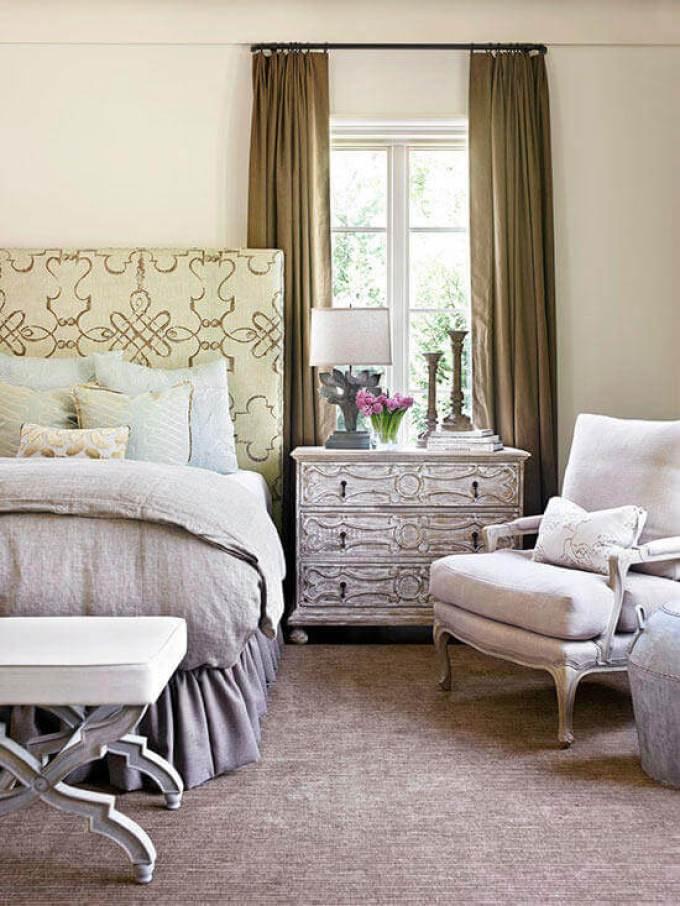 Master Bedroom Decor Ideas - Matching Motifs - Harpmagazine.com