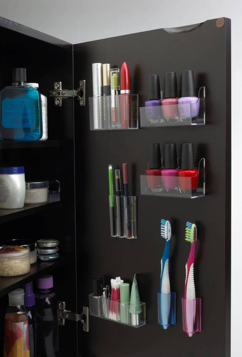 Bathroom Storage Ideas - Simple and Subtle - harpmagazine.com