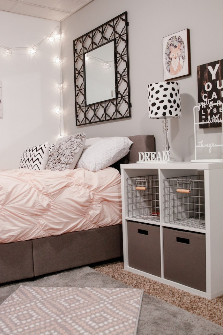 teen girl room ideas Simple and Inspiring - harpmagazine.com
