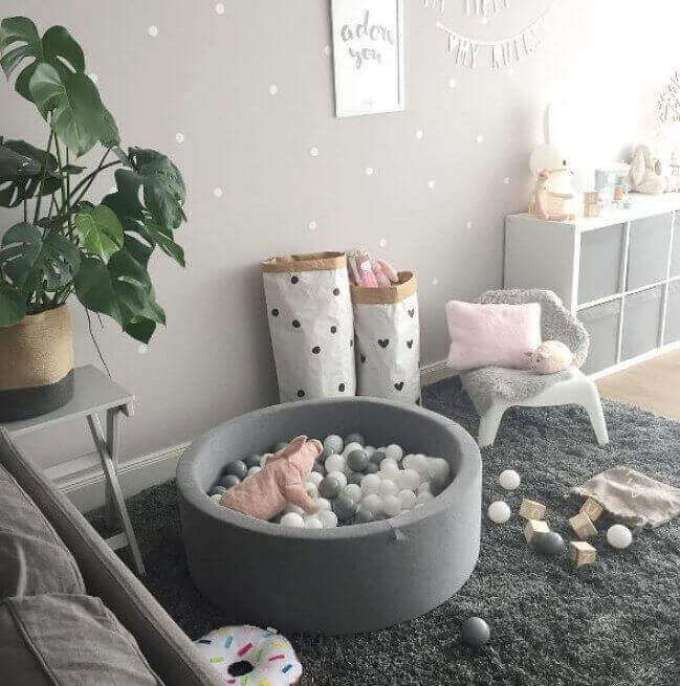 Baby Room Ideas Baby Room Ideas in Gray Tones - Harppost.com