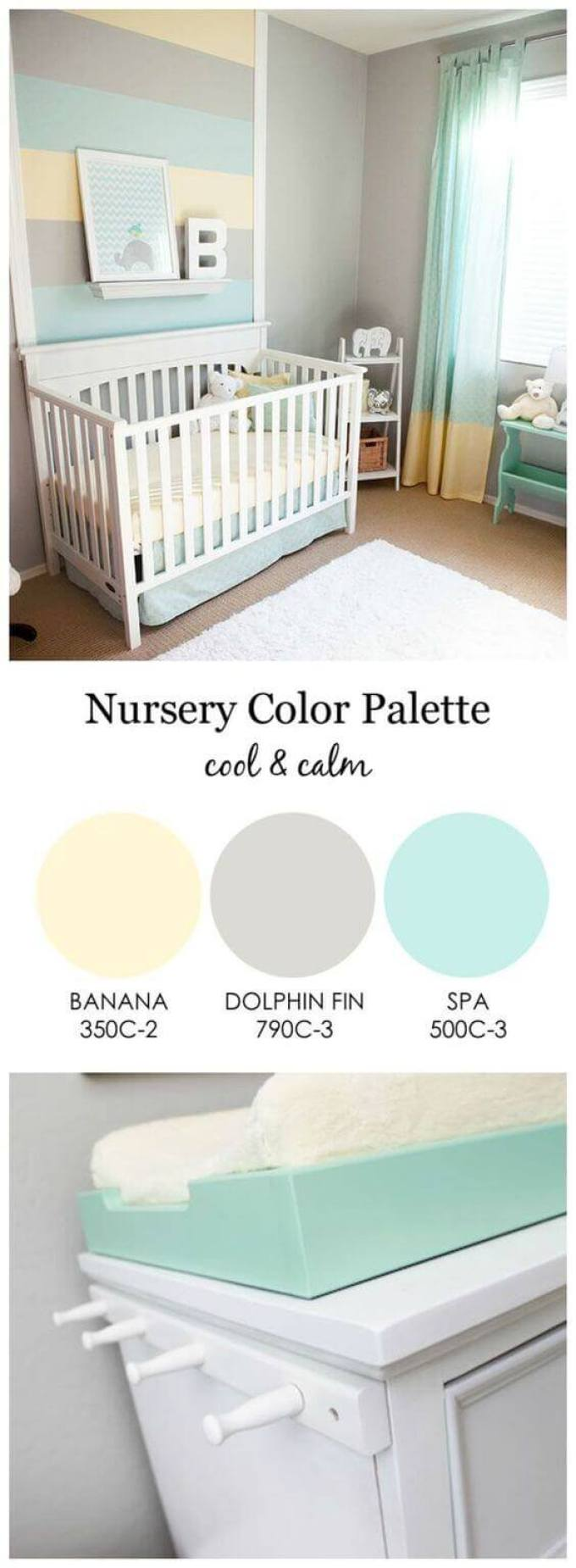 √ 28 Cute Baby Room Ideas: Nursery Decor for Boy, Girl and Unisex