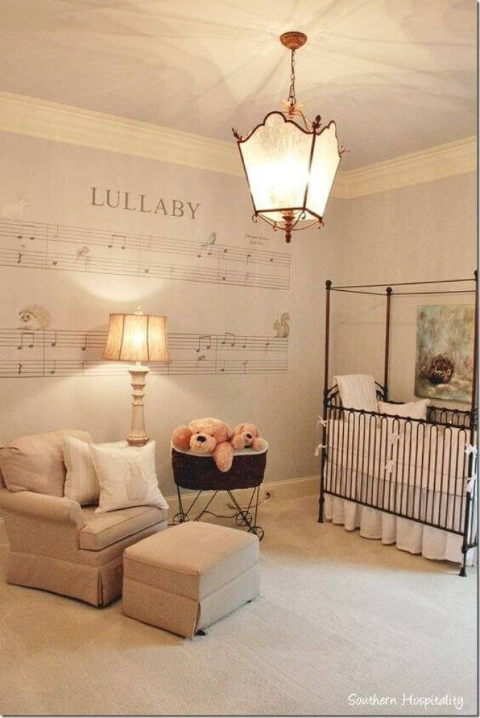 Baby Room Ideas Lighting Ideas for Baby Bedroom - Harppost.com