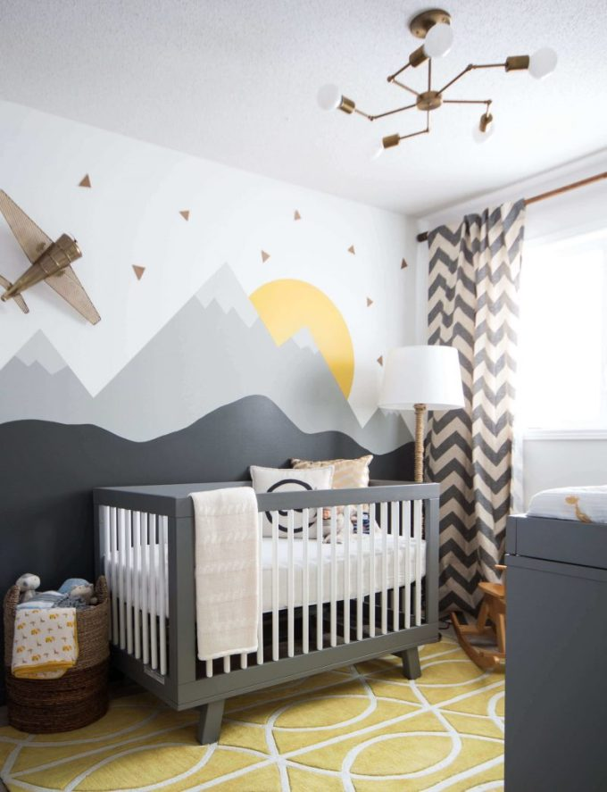 Baby Room Ideas Paint Ideas for Baby Boy Bedroom - Harppost.com