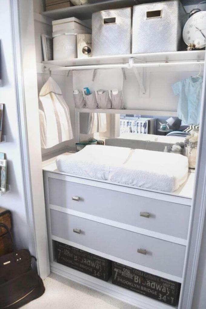 Baby Room Ideas Unique Baby Room Decoration for Narrow Room - Harppost.com