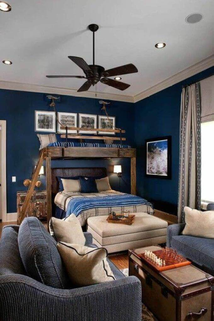 Boys Bedroom Ideas The French Charm - Harppost.com