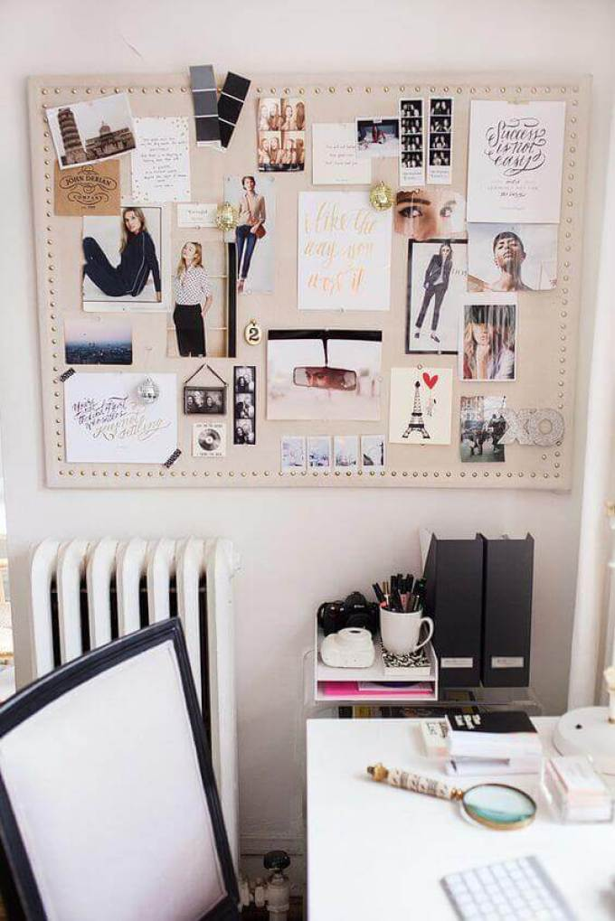 Fancy Cork Board Ideas - Harppost.com