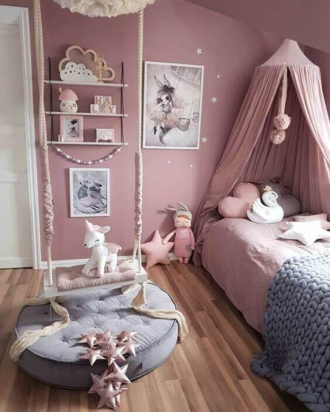 Fantasy-Themed Girls Bedroom Ideas - Harppost.com