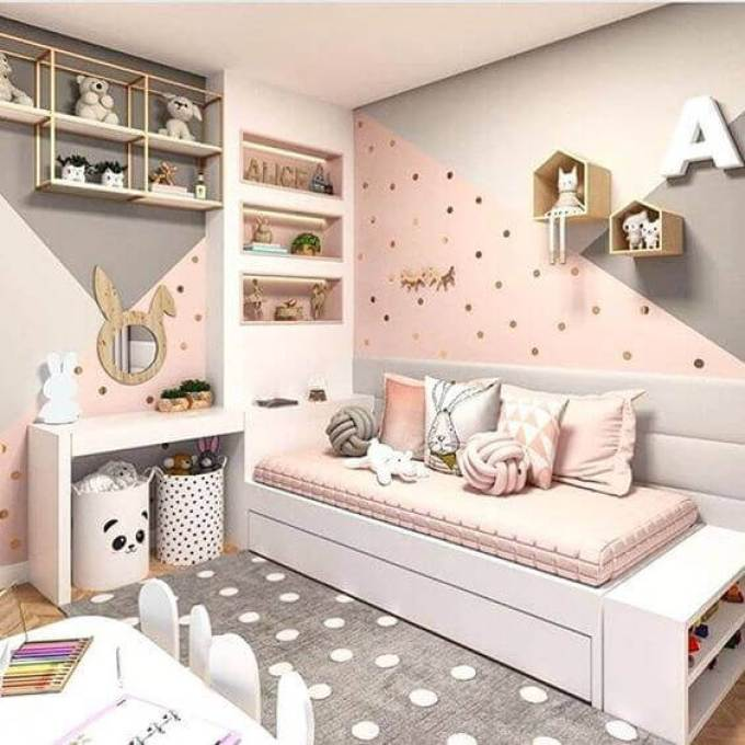Girls Bedroom Ideas for Kids - Harppost.com