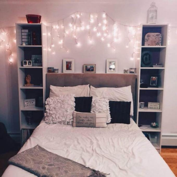 Girls Bedroom Ideas with Storage Solutions - Harppost.com
