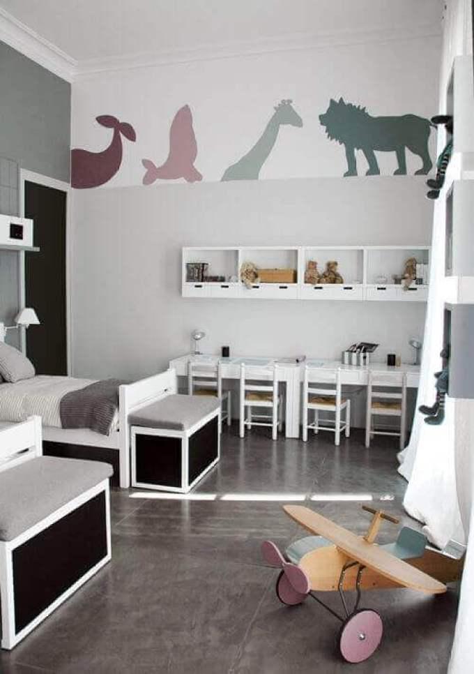 Kids Bedroom Ideas An Unforgettable Slumber Party - Harppost.com