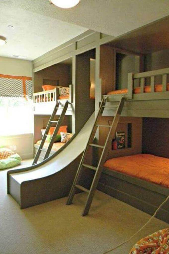 Kids Bedroom Ideas Double Bunk Beds - Harppost.com