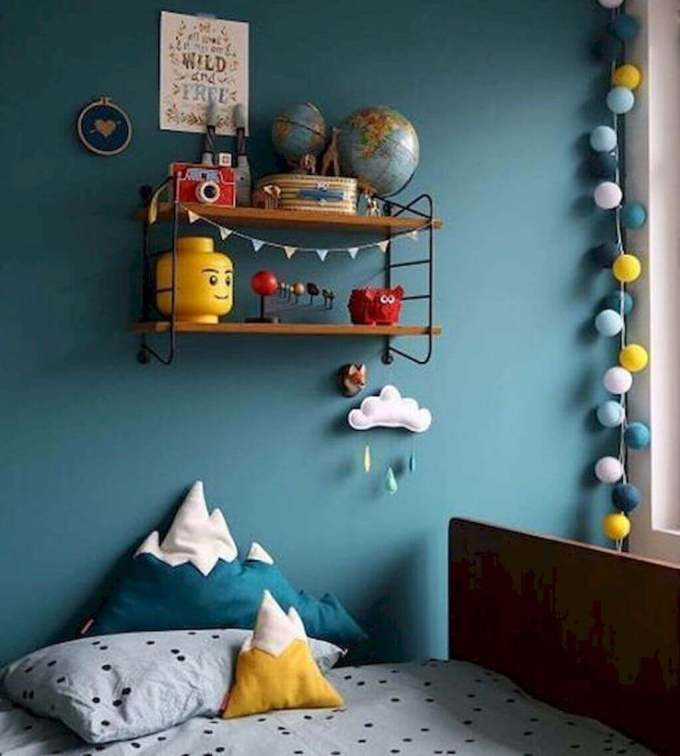 Kids Bedroom Ideas Explorer's Zone - Harppost.com