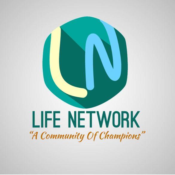 Logo design for Life Network