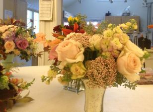 """Susan's """"Romantic Rose Bouquet"""""""