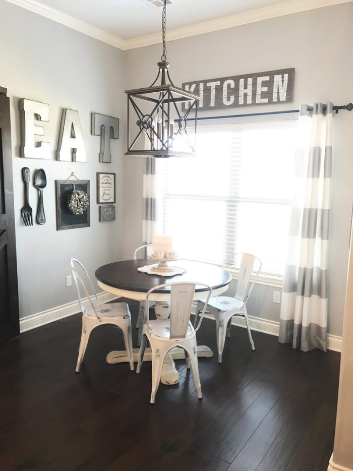 Large Dining Room Wall Decor - Mix Them All Together - Harptimes.com