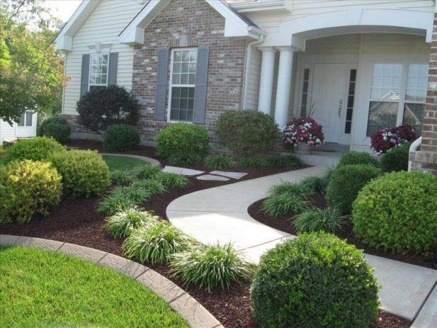 Front Yard Landscaping Ideas - Keep Calm and Stay Green - Harptimes.com