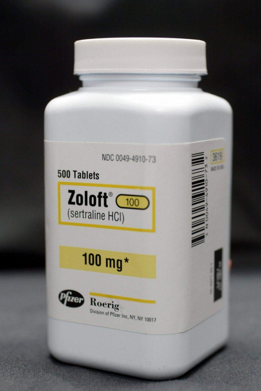 Zoloft withdrawal symptoms