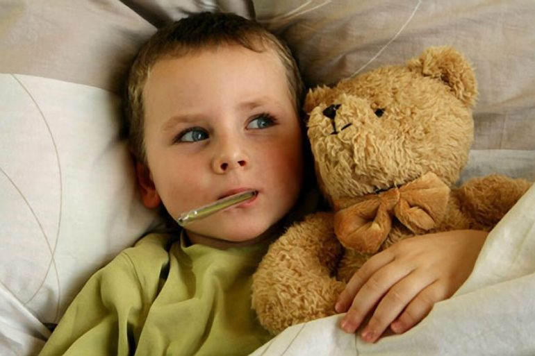 how to tell if you have a fever - How to Look After Your Feverish Child - Harptimes.com