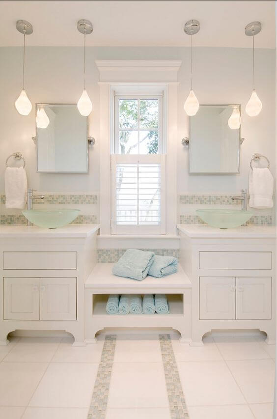 Bathroom Color Paint Ideas Astonishing Hanging Lighting For Bathroom - Harptimes.com