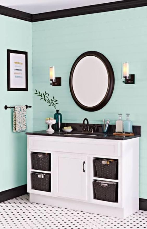 Bathroom Color Paint Ideas Bright Bathroom Paint Color Ideas - Harptimes.com