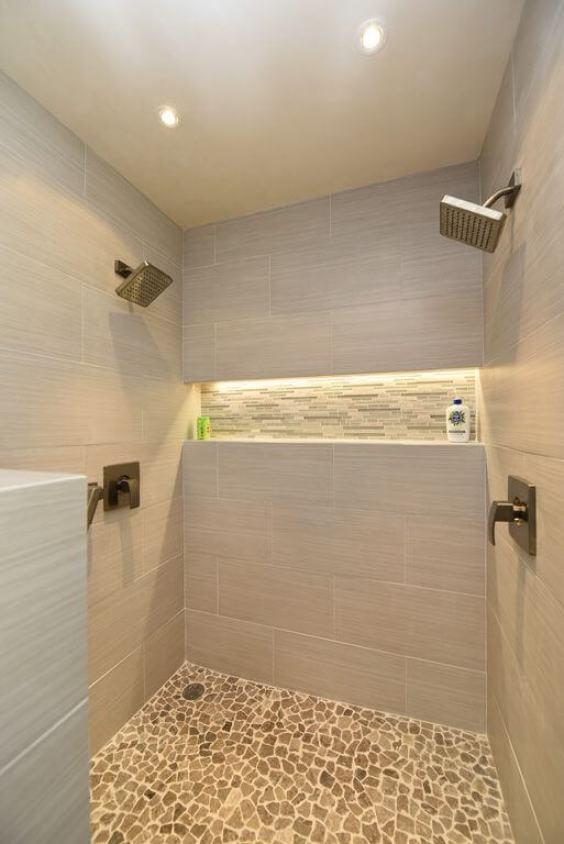 Bathroom Lighting Ideas Lightings in Beige and Brown Bathroom - Harptimes.com