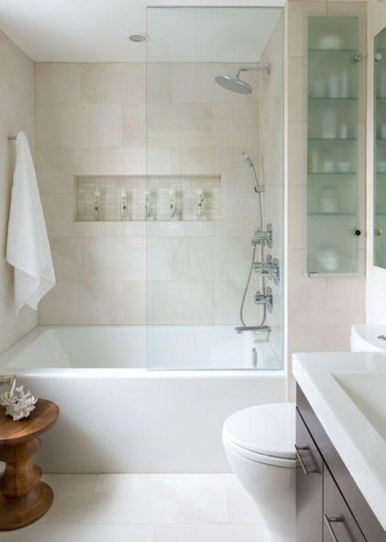 Guest Bathroom Ideas Small Bathroom with Bathtub - Harptimes.com