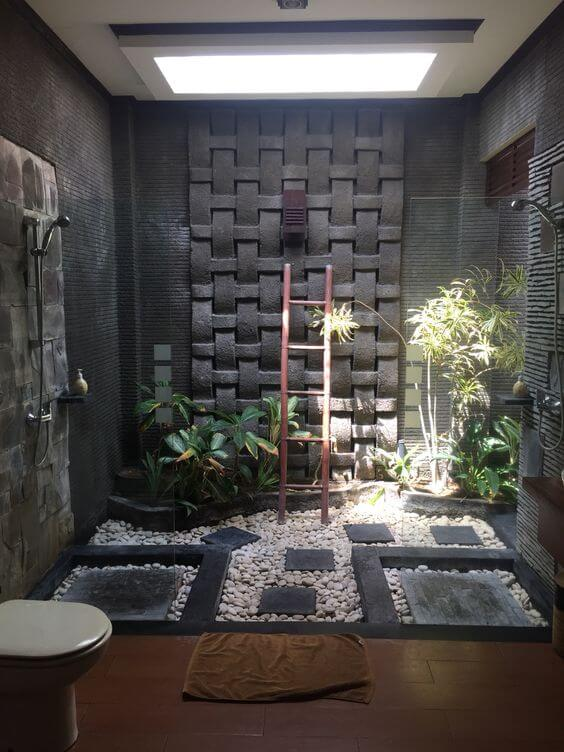 Outdoor Shower Ideas Zen Bathroom Design - Harptimes.com
