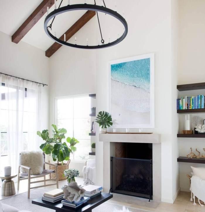 Chic Living Room Decor Ideas