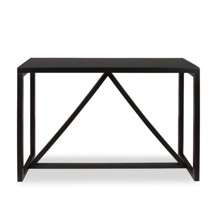 Minimalist Sofa Table Decor Ideas
