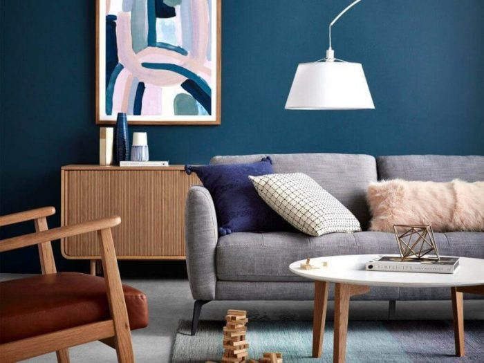 Modern Living Room Decor Ideas with Eclectic Feel