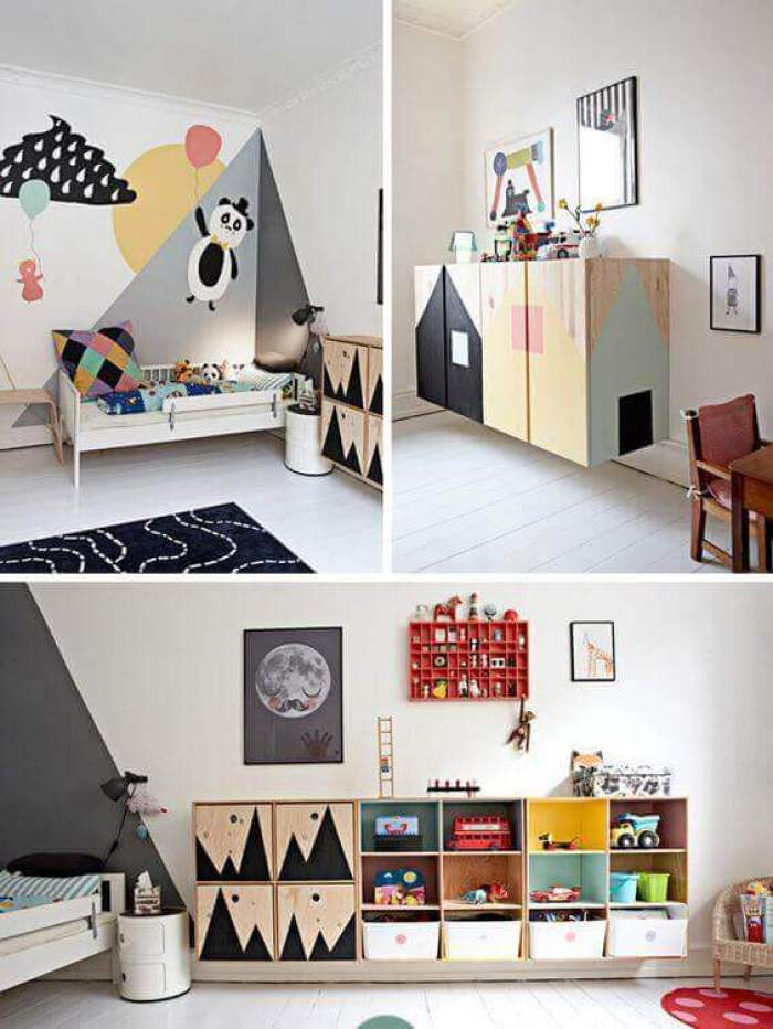 Kids Bedroom Ideas Daydreaming of Panda - Harptimes.com