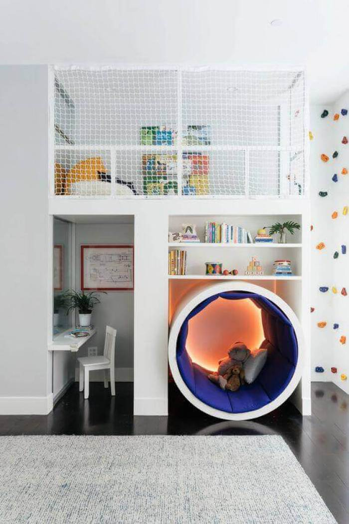 Kids Bedroom Ideas Sporty Escape - Harptimes.com