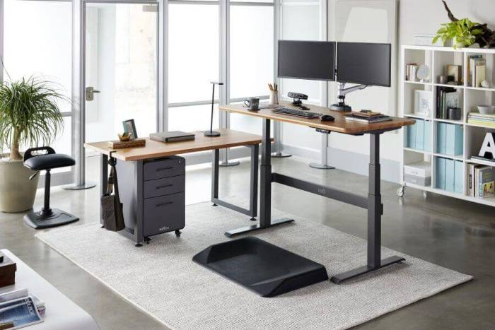 Invest in Standing Desks