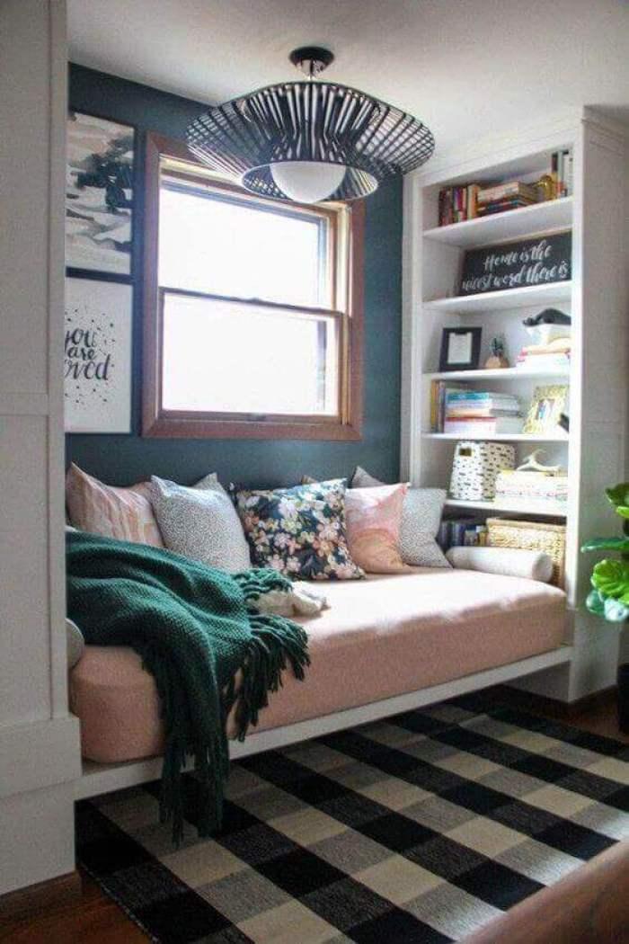 Smart Design for Small Bedroom Ideas - Harptimes.com