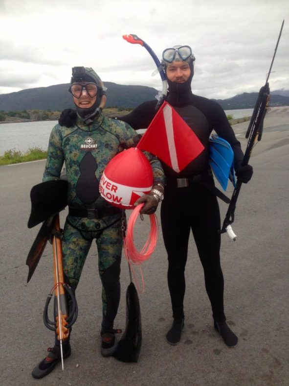 Freediving Spearfishing Apnoe Ausrüstung Equipment