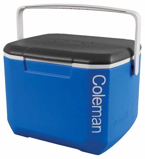 Kühlbox Tiefkühlbox Fisch Meeresfrüchte transportieren Coleman Tipps Empfehlungen